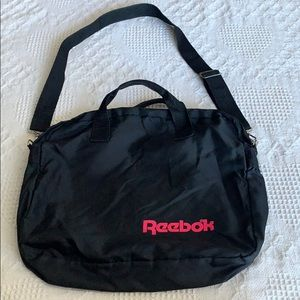 80/90's Vintage Reebok Workout Bag